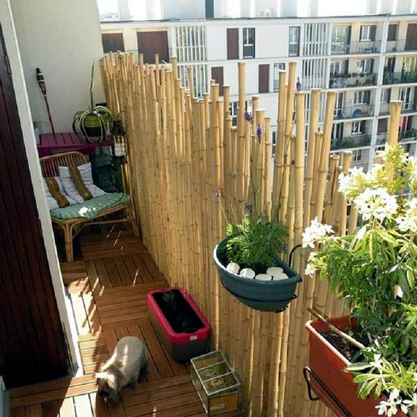 diy apartment balcony bliss