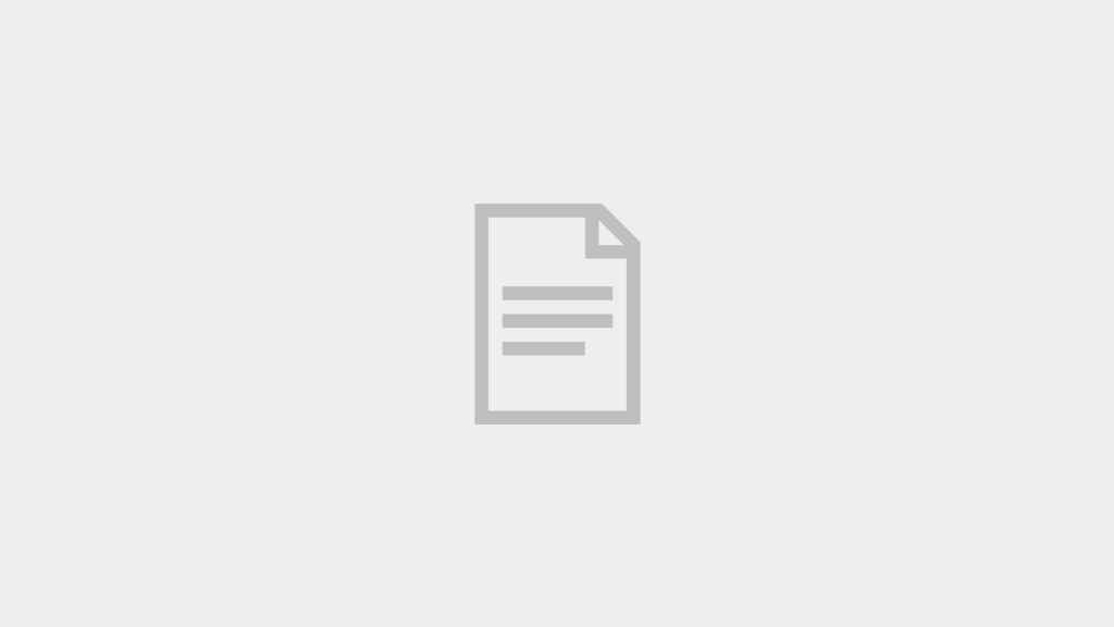 """HOLLYWOOD, CALIFORNIA - FEBRUARY 09: (L-R) Joaquin Phoenix, winner of the Actor in a Leading Role award for """"Joker,"""" Renée Zellweger, winner of the Actress in a Leading Role award for """"Judy,"""" and Brad Pitt, winner of the Actor in a Supporting Role award for """"Once Upon a Time...in Hollywood,"""" pose in the press room during the 92nd Annual Academy Awards at Hollywood and Highland on February 09, 2020 in Hollywood, California."""